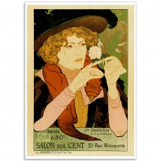 Art Nouveau Poster -Georges De Feure - Salon DesCent